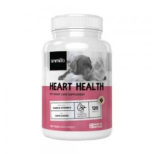 Heart Health för hjärtat - 120 tabletter - Animigo