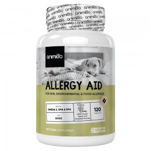 Allergy Aids for Dogs - 120 tabletter