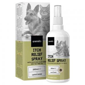 Klådstillande Spray för Hund - Animigo