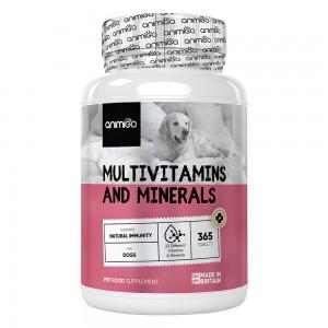 Multivitaminer & Mineraler för Hundar - Animigo