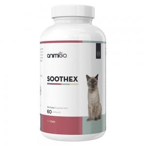 Soothex för Katt - Naturligt Lugnande Medel för Oroliga Katter - Animigo