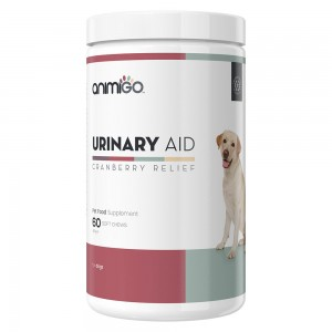 Urinary Aid for Dogs - 60 Soft Chews