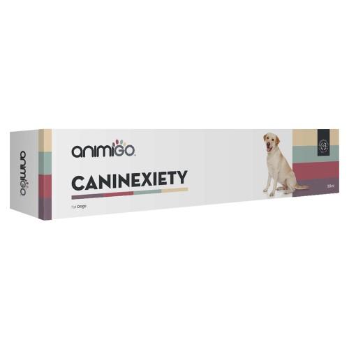 Caninexiety - Naturligt Lugnande Tillskott i Krämform för Stressade Hundar - Animigo - 30ml
