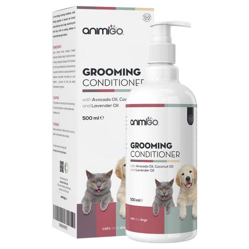 Balsam för Hund och Katt - Naturligt Balsam för Hundar och Katter - Animigo - 500 ml