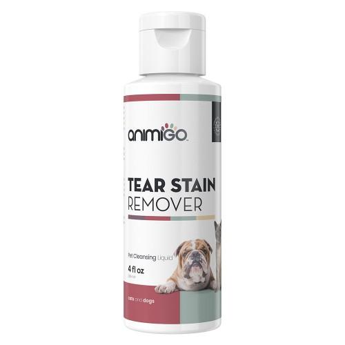 Tear Stain Remover Medel - För Tårfläckar hos Hund och Katt - Animigo - 118 ml